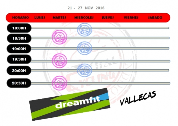 DF VALLECAS 21-27 NOV